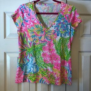 🎈SOLD🎈Lilly Pulitzer Michelle Top